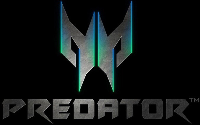 Predator laptop gaming